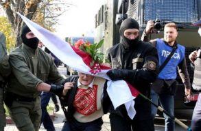 Minszkben õrizetbe vették a 73 éves Nina Bahinszkaját