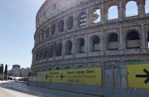 Rómában is éjszakai kijárási tilalmat rendeltek el