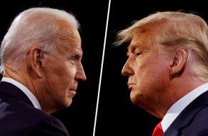 Állampolgárságot ígért 11 millió bevándorlónak Biden az utolsó elnökjelölti vitán