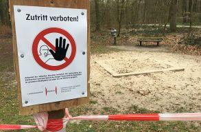 Szigorú korlátozásokat vezetnek be Németországban is