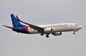 Frissítve! A tengerbe zuhant az indonéziai utasszállító repülõgép