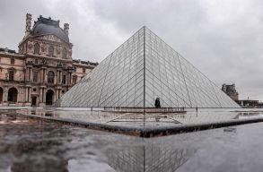 Kanapéturizmus: online megnézhetõ a párizsi Louvre teljes kollekciója, a Mona Lisa is