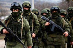 Az EU és az USA aggódik az Ukrajna körüli orosz katonai mozgósítás miatt