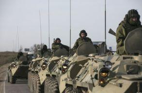 Az oroszok szerint a katonai csapatmozgások miatt nem kell aggódni