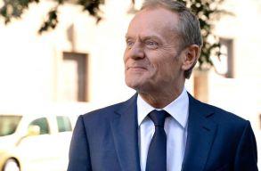 Donald Tusk lemond az Európai Néppárt vezetésérõl, hogy Lengyelországra koncentráljon