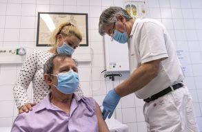 Izrael elkezdte a szervátültetésen átesett betegek oltását a harmadik dózis Pfizer-vakcinával