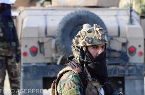 Megkezdõdött az amerikai katonák kivonása a kabuli reptérrõl