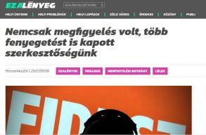 Pegazus-botrány: idén tavasszal is megfigyeltek egy ellenzéki médiatulajdonost