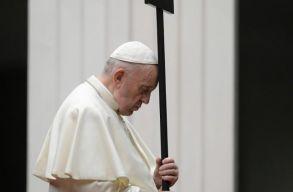 A pápa arra kérte a püspököket, hallgassák meg a szexuális visszaélések áldozatait