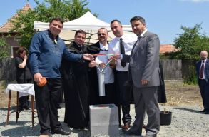 Református óvodát építenek Krasznán