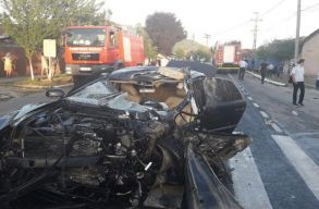 17 éves sofõr okozott halálos balesetet Krassó-Szörény megyében