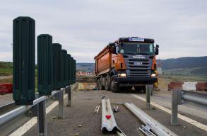 Súlyos baleset történt az autópályán Temesvár és Arad között