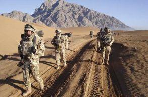 Három román katona sérült meg egy afganisztáni bevetés során