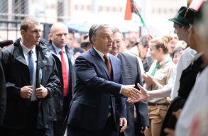 Kolozsvárra, Szászfenesre és Nagyváradra látogat Orbán Viktor