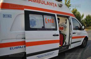 Súlyos közúti baleset történt Héjjasfalva mellett