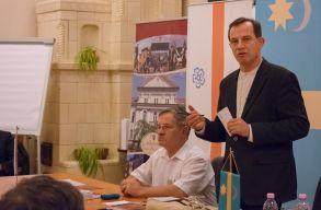 Sógor Csaba: Romániában nincs megoldva a nemzeti kisebbségek problémája