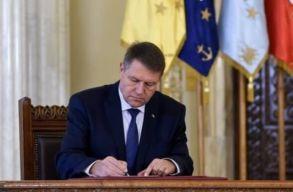 Klaus Johannis kinevezte az ideiglenes kormányfõt