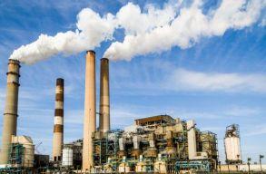 Nagyot nõtt Románia szén-dioxid-kibocsátása tavaly