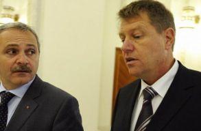 Dragnea szerint lehetséges, hogy Johannisnak titkos megállapodása van a párhuzamos állammal