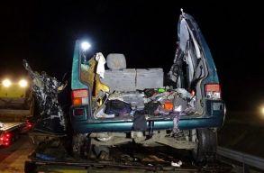 Hazahozták a ceglédberceli baleset áldozatainak holttesteit