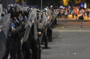 Meghalt egy férfi, aki augusztus 10-én sérüléseket szerzett a bukaresti tüntetésen