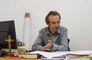 Ismét Tamási Zsolt lett a II. Rákóczi Ferenc Római Katolikus Gimnázium igazgatója