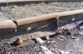 Áll a vasúti forgalom Gyergyószentmiklós és Maroshévíz között