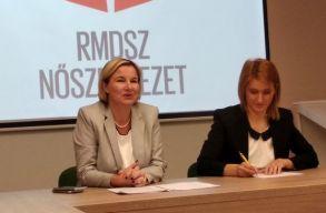 Több mint 300 nõ közéleti szerepvállalását segítette idén az RMDSZ nõszervezete