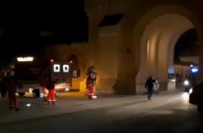 Már úton vannak hazafelé azok a gyerekek, akik egy gyulafehérvári iskolában éjszakáztak