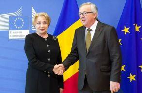 Juncker szerint a román kormány készen áll az EU soros elnökségének átvételére