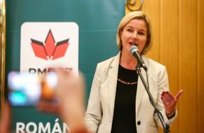 Hegedüs Csilla indulni kíván az európai parlamenti választásokon