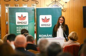 Oláh Emese az RMDSZ kolozsvári szervezetének új elnöke
