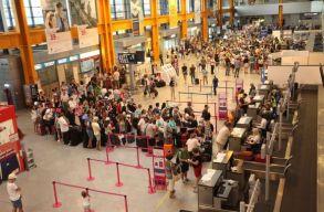 Évi 900 ezerrel több utast képes fogadni a kolozsvári repülõtér