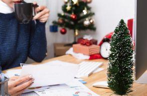 Karácsony szombatja és szilveszter is szabad nap lesz a közalkalmazottak számára