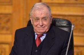 Iliescu szerint médiaháború indult ellene