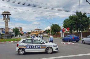 Románia történetének legnagyobb pénzbírságát gyûjtötte be egy vaslui-i sofõr