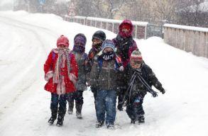 Az influenza miatt felfüggesztik az oktatást pénteken