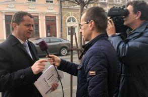 Az MPP elnöke bûnügyi panaszt nyújtott be Dan Tanasã ellen