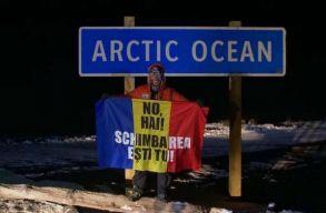 Avram Iancu harmadik lett az északi-sarkköri ultramaratonon