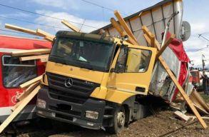 Újraindult a forgalom Bethlenben a csütörtöki baleset után