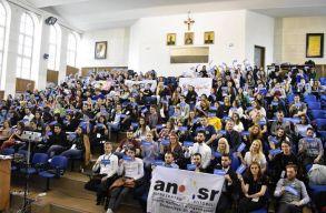 Több beleszólást kérnek a diákok a rektorválasztásba