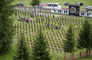 Kelemen szerint az úzvölgyi temetõ ügyének megoldása a bukaresti hatóságok kezében van