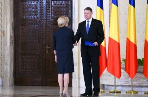 Johannis kijelentette, nem hajlandó PSD-s politikusnak újabb kormányalakítási megbízást adni