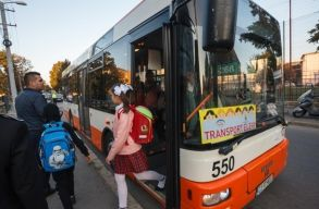 Még tíz iskolabuszt állítanak forgalomba Kolozsváron