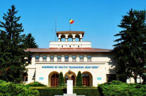 Hatósági felügyelet alá helyezték a bukaresti rendõr-akadémia rektorát és helyettesét