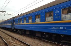 Mûszaki hiba miatt négy vonat vesztegel Temes megyében, köztük a Budapest-Bukarest járat is