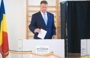 A választási törvény módosítását sürgeti Johannis