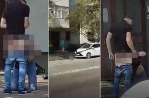 Fényes nappal szexelt egymással két fiatal Jászvásár egyik utcáján