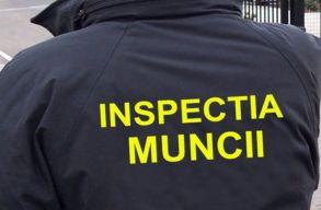 Több mint egymillió euró értékben bírságolt a Munkaügyi Felügyelõség