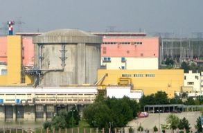 Leállították a cernavodai atomerõmû egyes blokkját